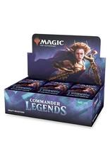 Magic The Gathering Commander Legends Draft Booster Box MTG