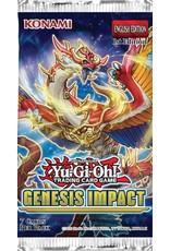 Yu-Gi-Oh! Genesis Impact Booster Pack Yu-Gi-Oh!