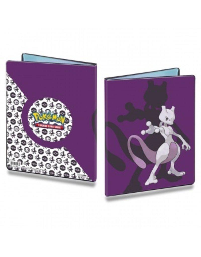 Ultra Pro Pokemon 9-Pocket Mewtwo Ultra Pro
