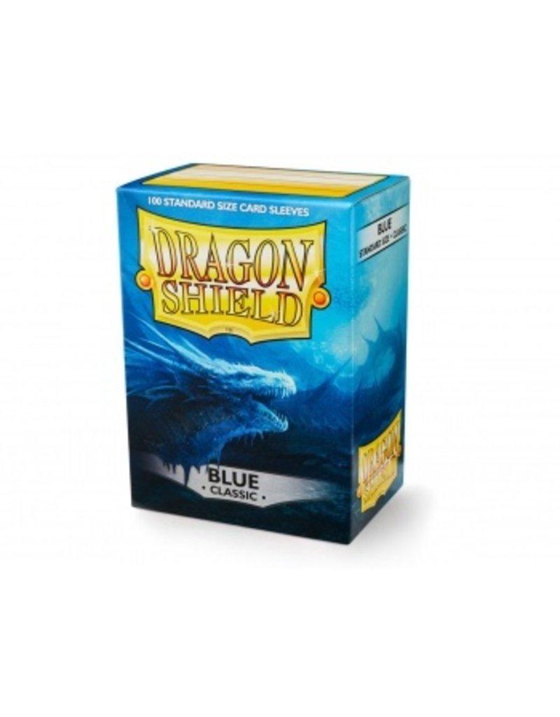 Dragon Shield Dragon Shield Standard Classic Sleeves - Blue (100)