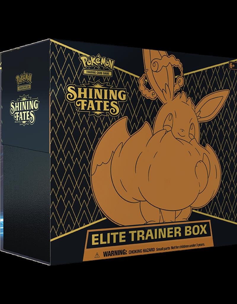 The Pokémon Company Pokemon Sword & Shield 4.5 Shining Fates Elite Trainer Box