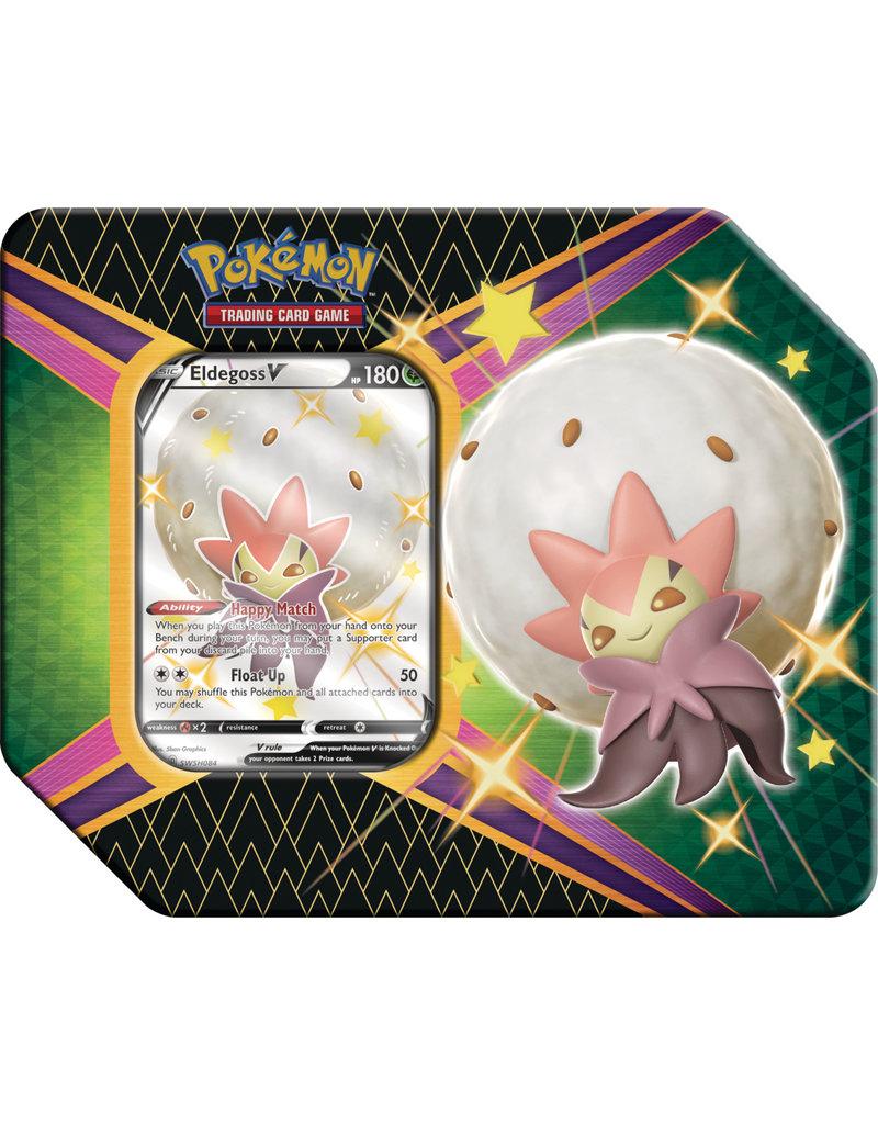 The Pokémon Company Pokemon Sword & Shield 4.5 Shining Fates Eldegoss V Tin