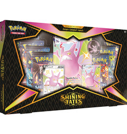 The Pokémon Company Pokemon Sword & Shield 4.5 Shining Fates Premium Box Shiny Crobat V-Max