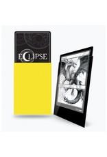 Ultra Pro Eclipse Standard Gloss Sleeves - Lemon Yellow Ultra Pro