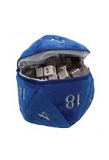 Ultra Pro D20 Plush Dice Bag - Blue Ultra Pro