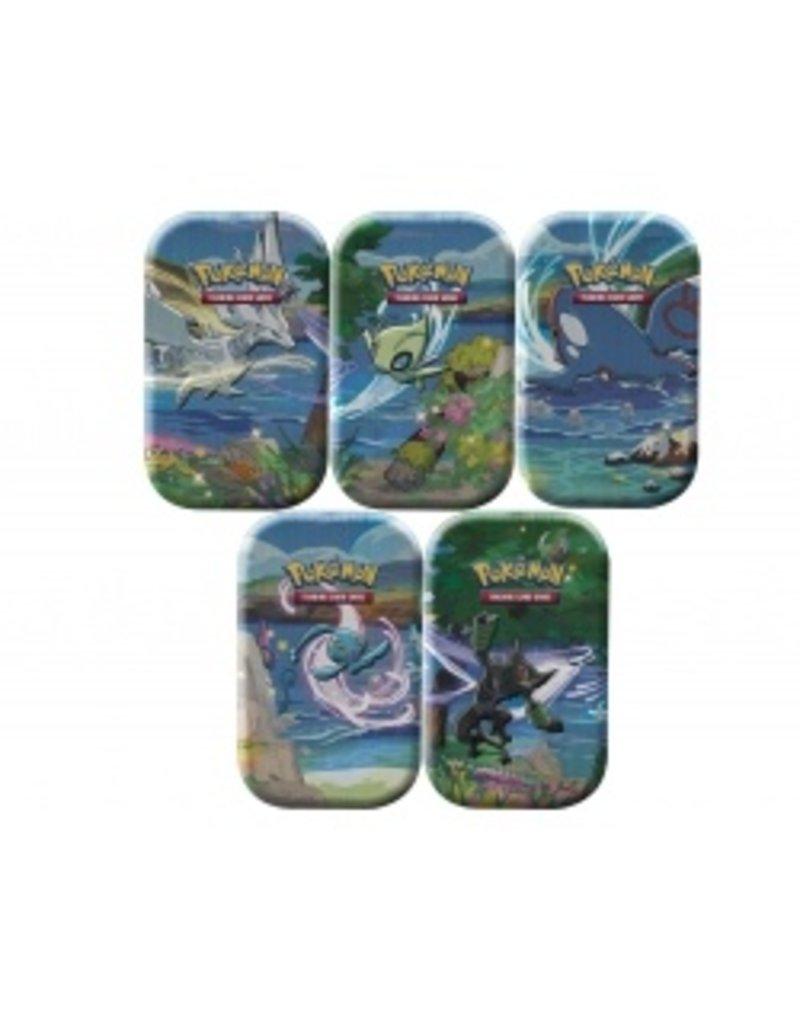 The Pokémon Company Pokemon Sword & Shield 4.5 Shining Fates Mini Tin Set (5 Tins)