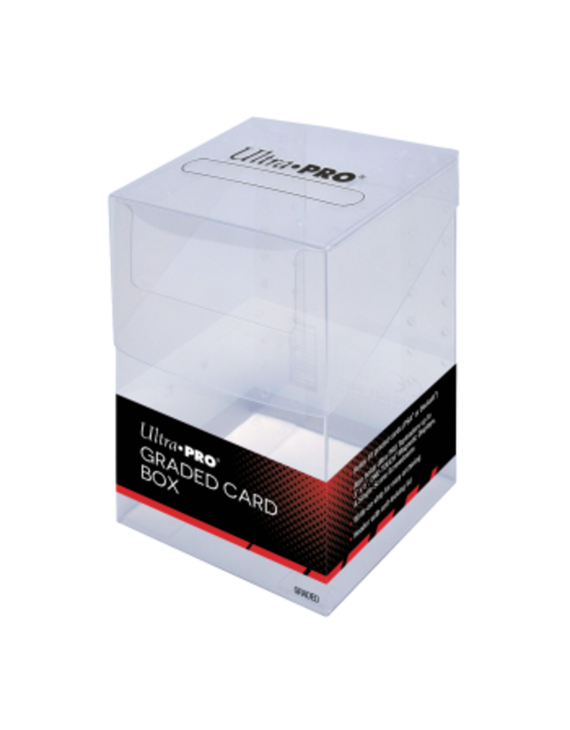 Ultra Pro Ultra Pro Graded Card Box
