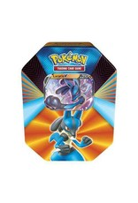 The Pokémon Company Pokemon Sword & Shield Spring Tin V Forces Lucario V