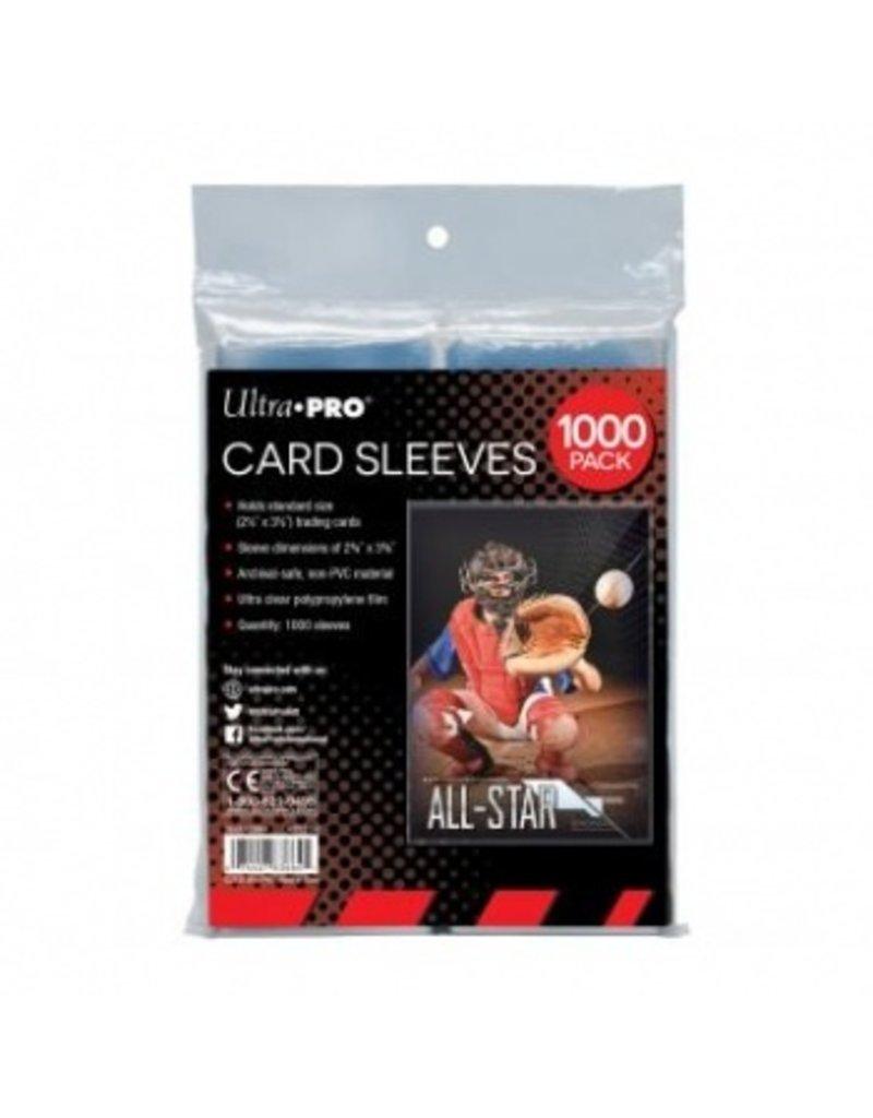 Ultra Pro Ultra Pro Standard Soft Sleeves 1000 Pack