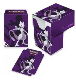 Ultra Pro Pokemon Deck Box Mewtwo Ultra Pro