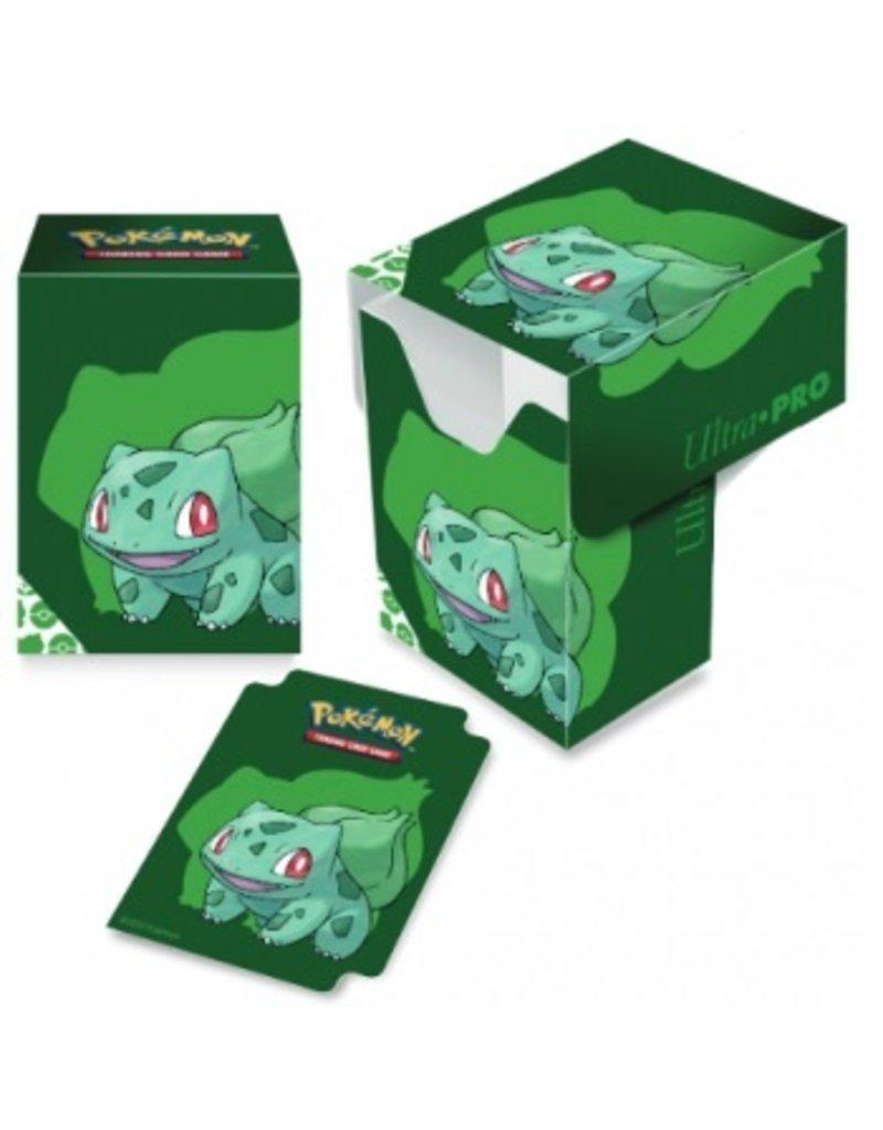Ultra Pro Pokemon Deckbox - Bulbasaur Ultra Pro