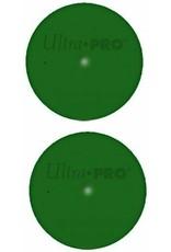 Ultra Pro Tube Caps Standard Green Ultra Pro