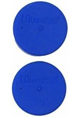 Ultra Pro Tube Caps Standard Blue Ultra Pro