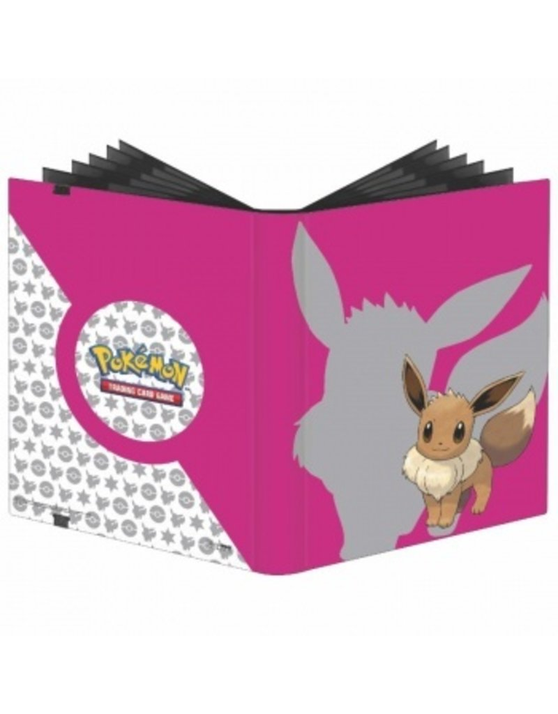 Ultra Pro Pokemon 9-Pocket Pro-Binder - Eevee 2019 Ultra Pro