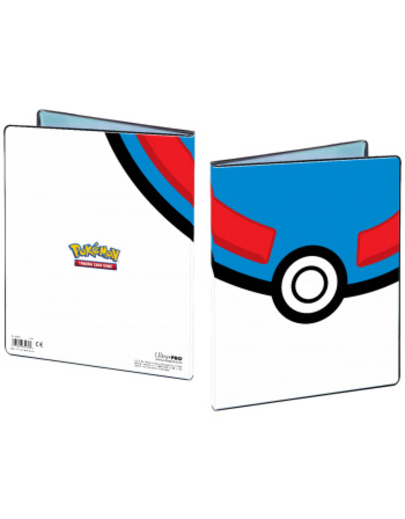 Ultra Pro Pokemon Great Ball 9-Pocket Ultra Pro