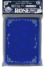 KMC KMC Sleeves Standard Metal Rose Blue