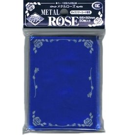 KMC KMC Sleeves Standard Metal Rose Blue
