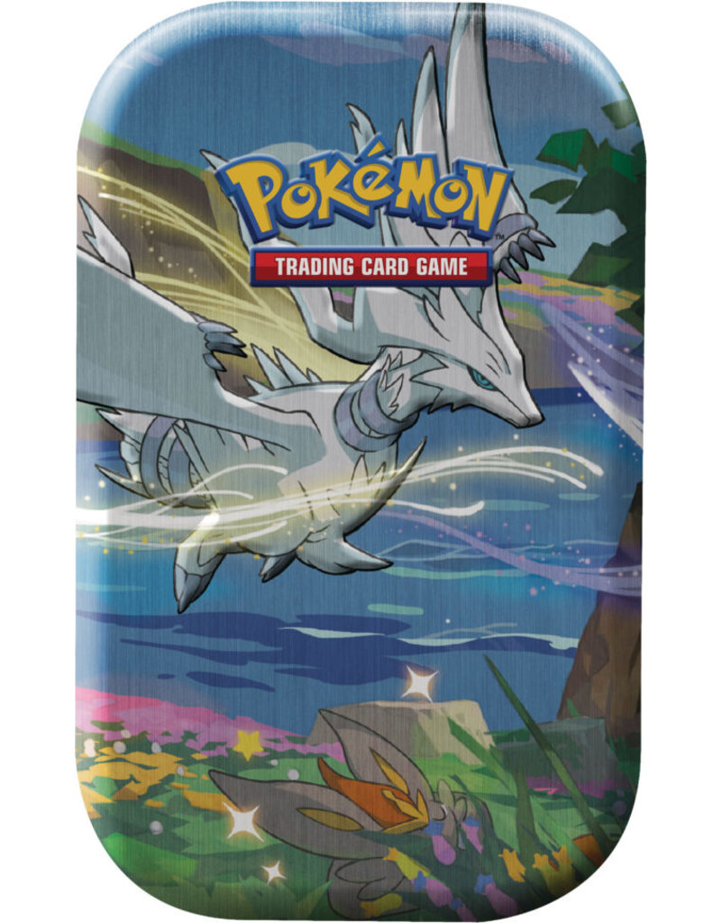 The Pokémon Company Pokemon Sword & Shield 4.5 Shining Fates Mini Tin Reshiram
