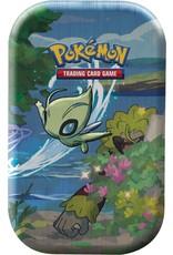 The Pokémon Company Pokemon Sword & Shield 4.5 Shining Fates Mini Tin Celebi