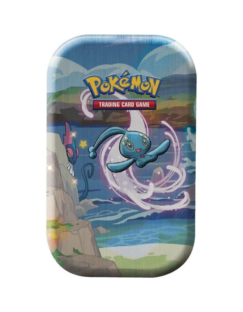 The Pokémon Company Pokemon Sword & Shield 4.5 Shining Fates Mini Tin Manaphy