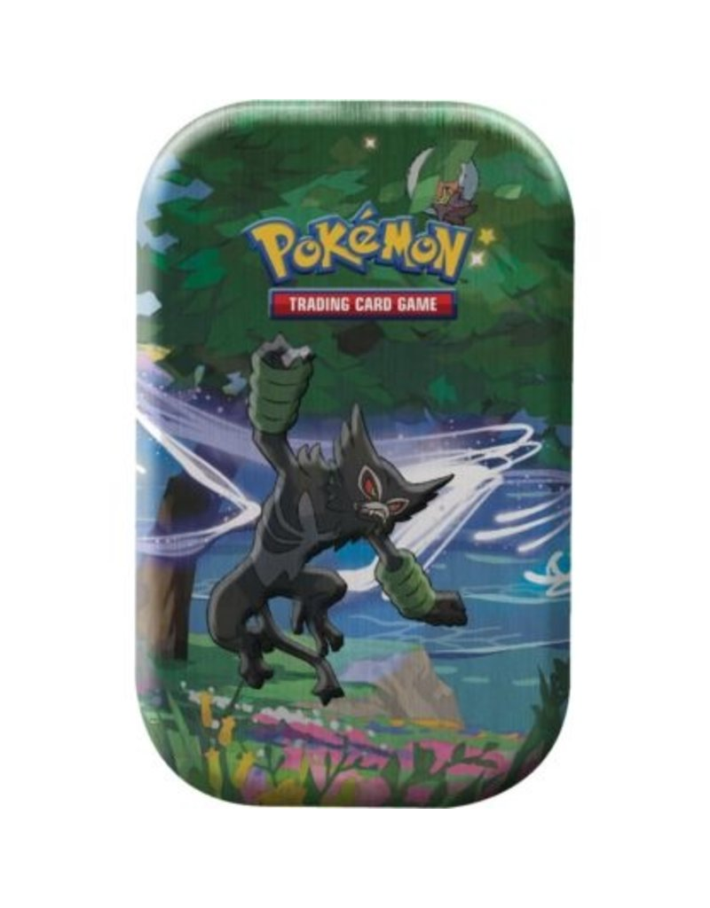 The Pokémon Company Pokemon Sword & Shield 4.5 Shining Fates Mini Tin Zarude