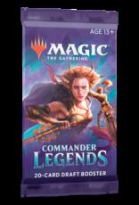 Magic The Gathering Pre-Order: Commander Legends Draft Booster Pack MTG