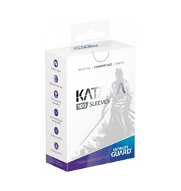 Ultimate Guard Ultimate Guard Katana Sleeves White (100 stuks)