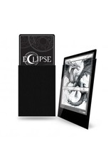 Ultra Pro Eclipse Standard Gloss Sleeves Jet Black Ultra Pro