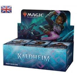 Magic The Gathering Kaldheim Draft Booster Box MTG