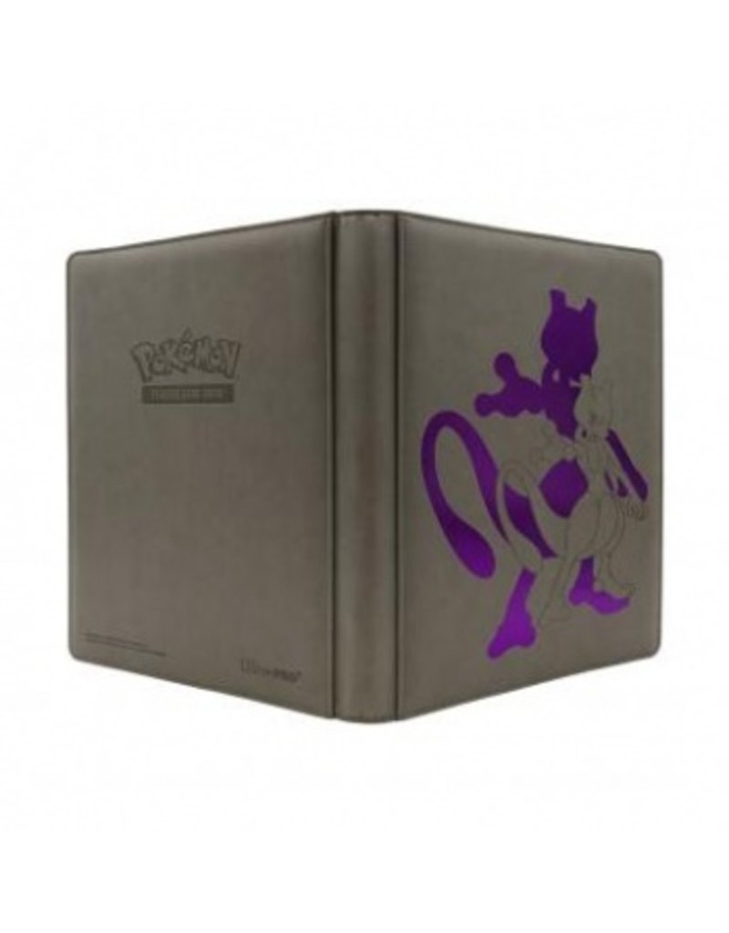 Ultra Pro Pokemon Mewtwo Premium 9-Pocket Pro-Binder Ultra Pro