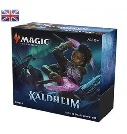 Magic The Gathering Kaldheim Bundle MTG