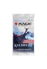 Magic The Gathering Kaldheim Set Booster Pack MTG