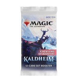 Magic The Gathering Kaldheim Set Booster Pack MTG