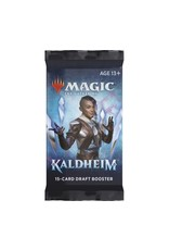 Magic The Gathering Kaldheim Draft Booster Pack MTG