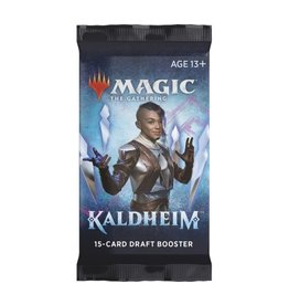 Magic The Gathering Kaldheim Draft Booster Pack MTG