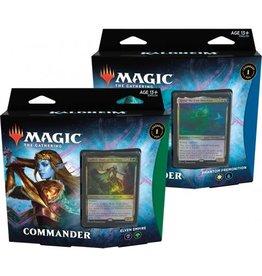 Magic The Gathering Kaldheim Commander Deck Set MTG