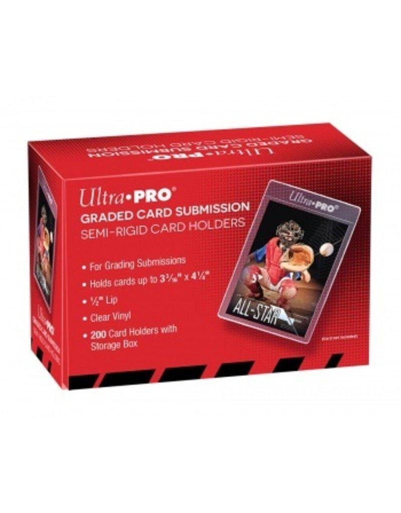 """Ultra Pro Semi Rigid 1/2"""" Lip Tall Sleeves Ultra Pro"""