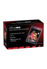 """Ultra Pro Semi-Rigid 1/2"""" Lip Sleeves Ultra Pro"""