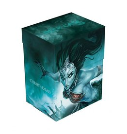 Ultimate Guard Court of the Dead Basic Deck Case 80+ Standard Size Death's Siren I