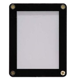 Ultra Pro Black Frame Screwdown 1-Card Holder Ultra Pro