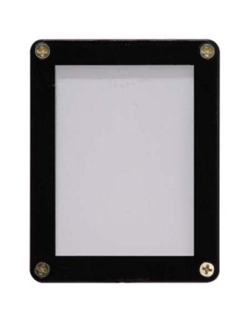 Ultra Pro Ultra Pro Black Frame Screwdown 1-Card Holder