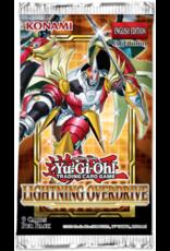 Yu-Gi-Oh! Lightning Overdrive Booster Pack Yu-Gi-Oh!