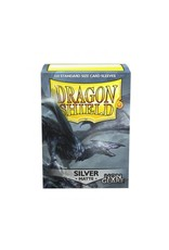 Dragon Shield Dragon Shield Standard Non Glare Sleeves -  Silver (100)