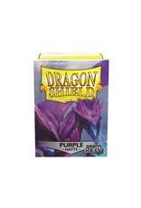 Dragon Shield Dragon Shield Standard Sleeves - Non Glare Purple