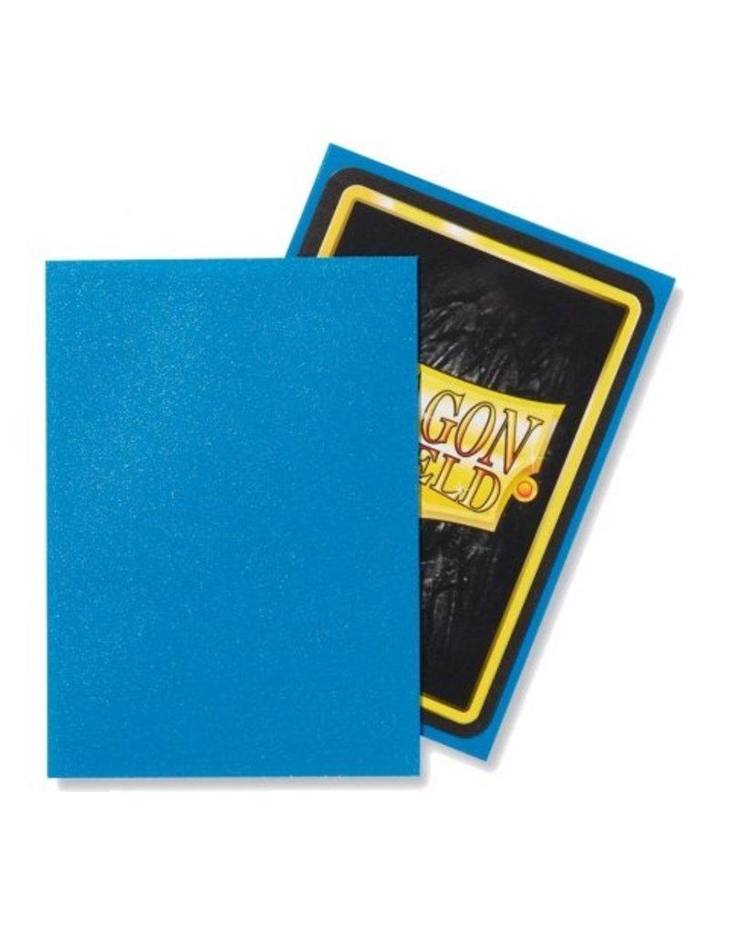 Dragon Shield Dragon Shield Standard Matte Sleeves Sapphire