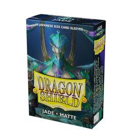 Dragon Shield Dragon Shield Small Matte Sleeves Jade
