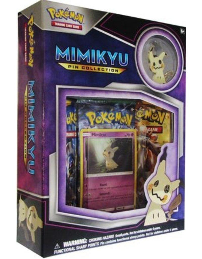 The Pokémon Company Mimikyu Pin Collection Pokemon