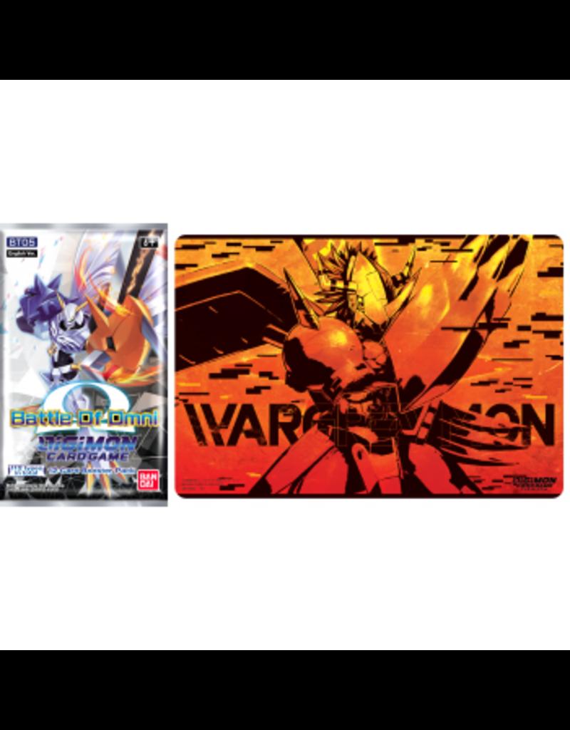 Digimon Digimon Card Game - Play Mat Wargreymon (PB-03)