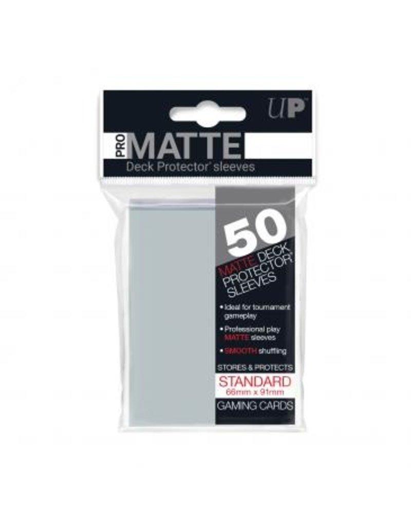 Ultra Pro Ultra Pro Standard Matte Sleeves Clear
