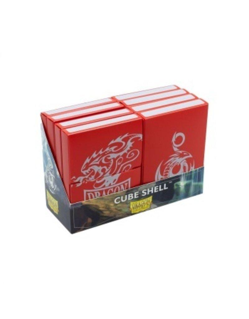 Dragon Shield Dragon Shield Cube Shell - Red
